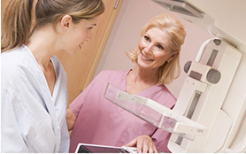 Mammography and Breast Ultrasound Unit